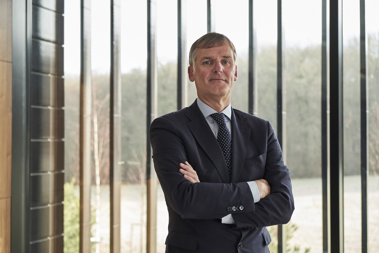Maarten Rooijakkers cherche à développer la clientèle francophone de CapitalatWork. (Photo: Foyer)