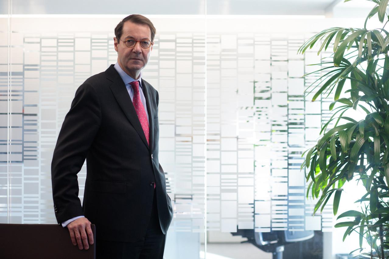 Bruno Colmant a repris les rênes de la banque belge et a accéléré le processus de mise en règle. (Photo: Matic Zorman/archives)