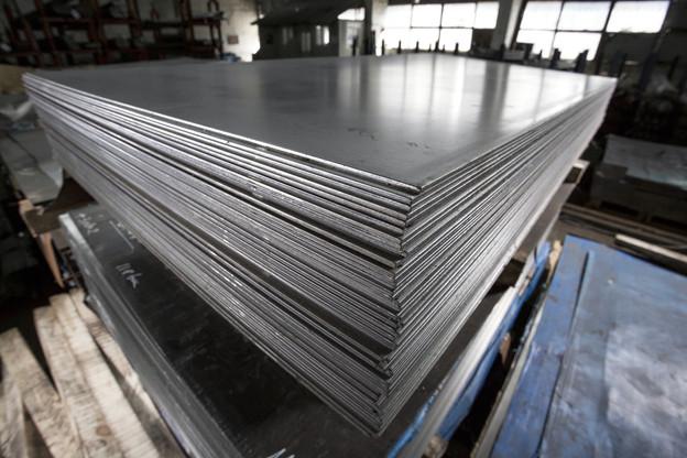 Les tensions commerciales et les surcapacités chinoises ont pesé sur les exportations d'acier d'Aperam l'an dernier. (Photo: Shutterstock)