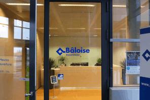 Bâloise Vie Luxembourg a connu un chiffre d'affaires en hausse en 2020, malgré le confinement et un contexte sanitaire compliqué tout au long de l'année. (Photo: Google Maps/ Bâloise Assurances)
