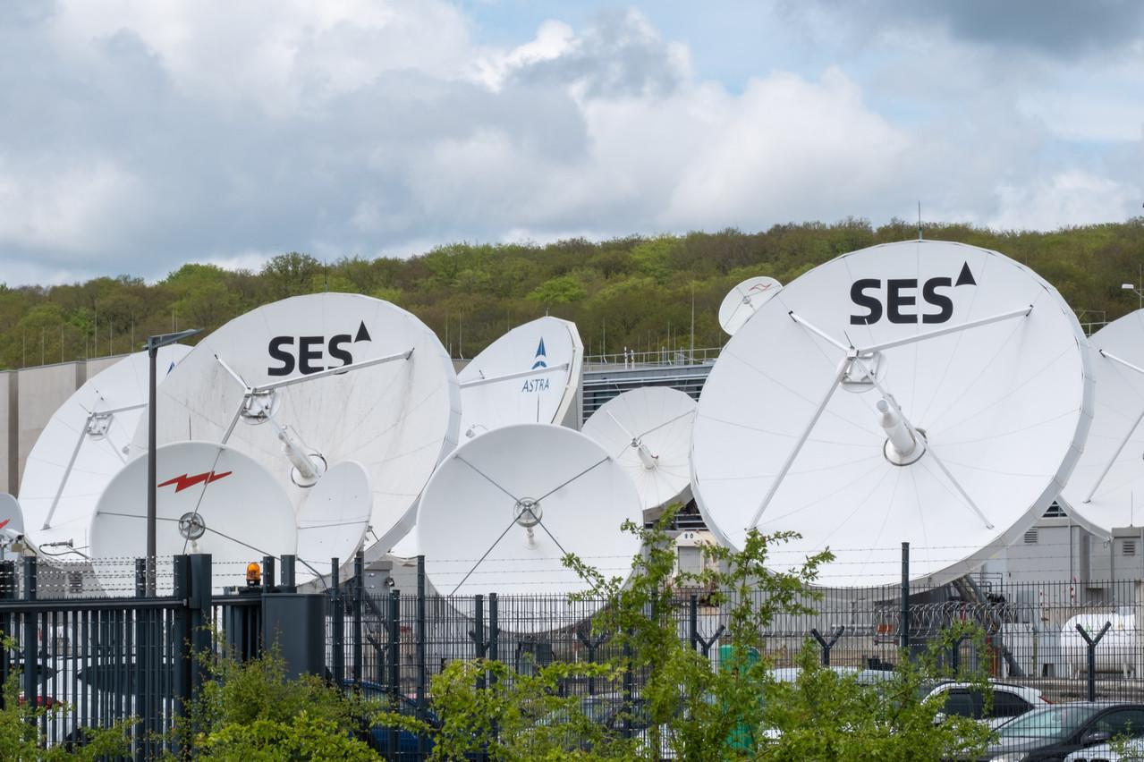 Le bénéfice de SES s'élève à 86,4millions d'euros pour les six premiers mois de l'année2020, soit une baisse de 48,9%. (Photo: Shutterstock)