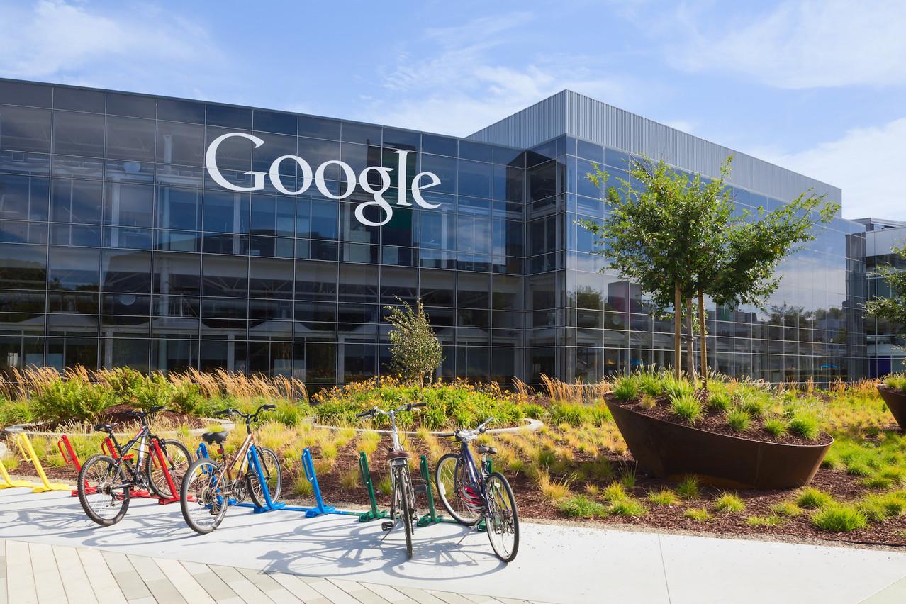 Google, le géant de Mountain View, a vu son bénéfice tripler au cours des trois premiers mois de l'année. (Photo: Shutterstock)