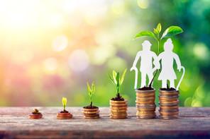 Une épargne-retraite orientée vers un fonds durable permettrait d'importantes économies en gaz à effet de serre. (Photo: Shutterstock)
