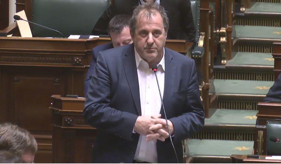 Benoît Piedboeuf est notamment le chef du groupe libéral francophone au Parlement fédéral belge. (Photo: Facebook)