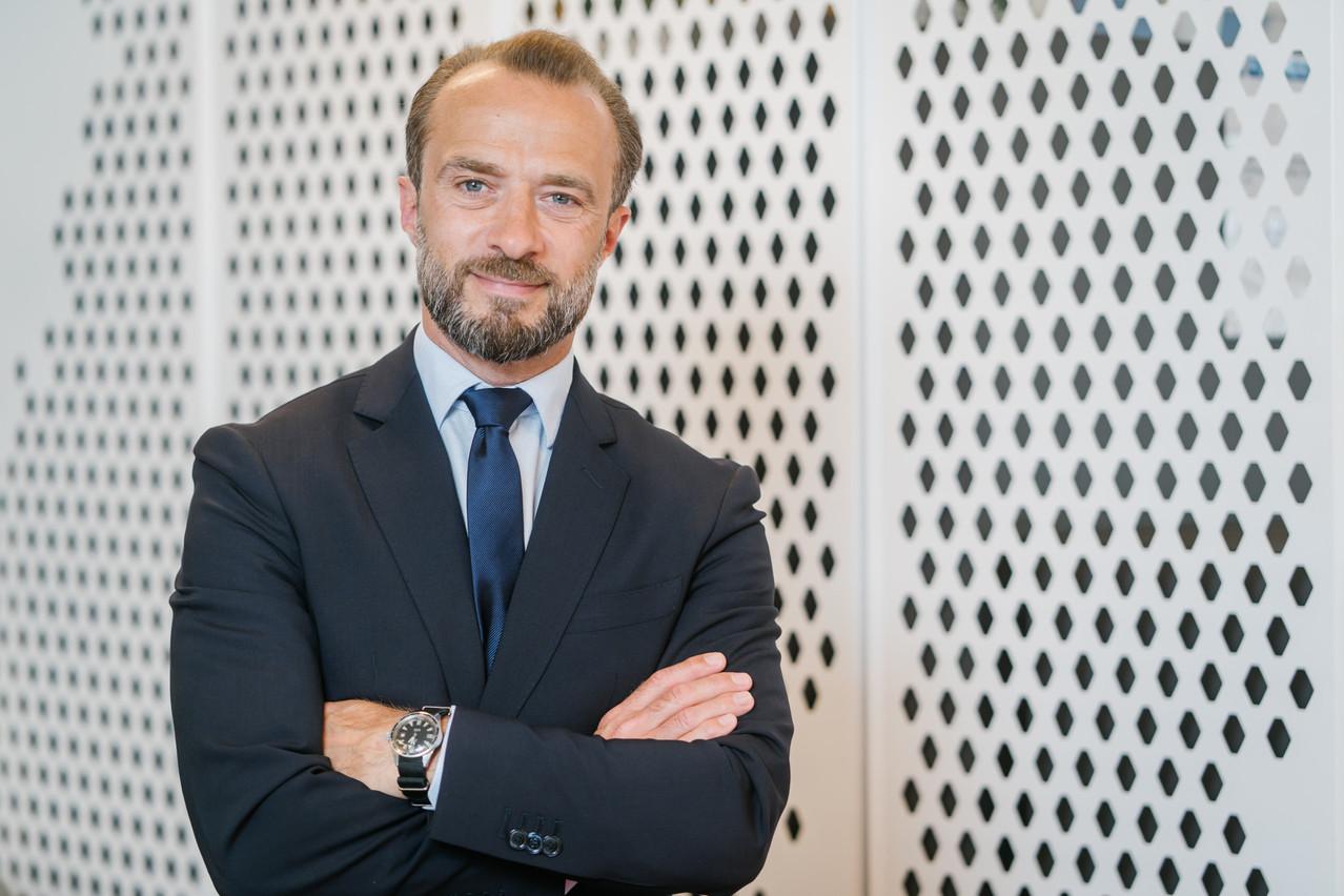 BenoitTreilhou est nommé country operations director de Renault Belgique et Luxembourg, une fonction qu'il prendra le 1er juillet2020. (Photo: Melting Prod SPRL)
