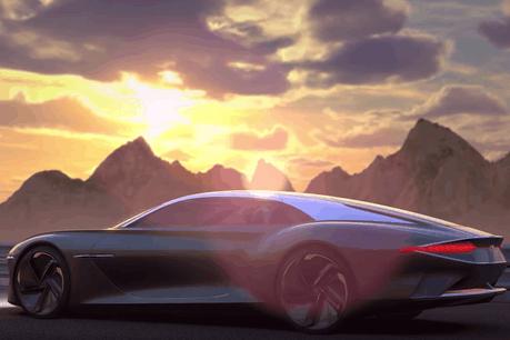 Les 700km d'autonomie et la recharge de 80% en moins de 15 minutes ne sont que tout à fait accessoires, dans la nouvelle Bentley présentée mercredi. (Photo: Bentley)