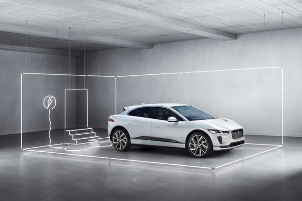 Jaguar I-PACE Crédit: JAGUAR