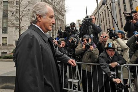 Bernard Madoff purgeait une peine de 150 ans de prison. (Photo: blog.appcom/Paperjam/archives)