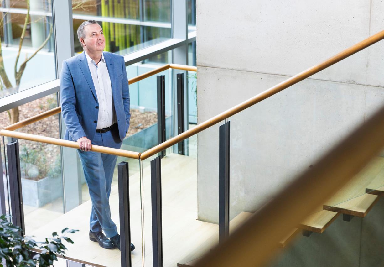 Romain Braas, Directeur Général de Bâloise Assurances Luxembourg Crédit: Maison Moderne