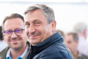 Frédéric Oldrizzi (BFF architectes) ((Photo: Marie De Decker))