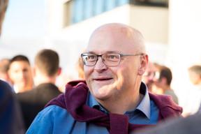 Pierre Hurt (Ordre des Architectes et des Ingénieurs-Conseils) ((Photo: Marie De Decker))