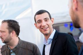 Arnaud Michon (Soludec) ((Photo: Marie De Decker))