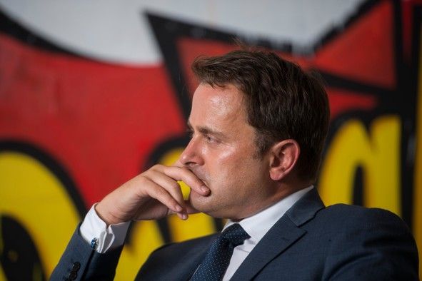 Prime minister Xavier Bettel appeared to confirm Luxembourg had bought Pegasus spyware but later backtracked Library photo: Anthony Dehez