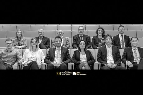 L'avenir vu par 12 collaborateurs de BGL BNP Paribas Crédit: Maison Moderne