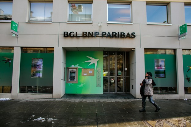 BGL BNP Paribas ferme sept agences au Grand-Duché. (Photo: Matic Zorman/archives Maison Moderne)