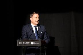 Xavier Bettel (Premier ministre) ((Photo: Patricia Pitsch/ Maison Moderne))
