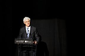 Étienne Reuter(président du conseil d'administration de BGL BNP Paribas) ((Photo: Patricia Pitsch/ Maison Moderne))