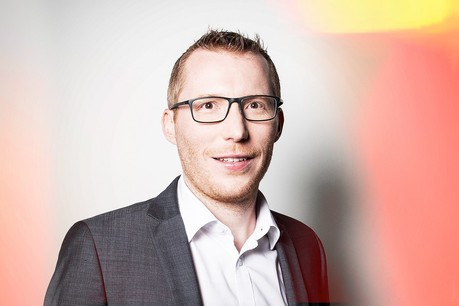 Frédéric Warrant, solution architect, CTG Luxembourg. (Photo: CTG Luxembourg)