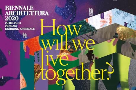 Le public ne disposera cette année que de trois mois pour découvrir l'exposition «How will we live together?» conçue par le commissaire général Hashim Sarkis. (Illustration: Biennale de Venise)