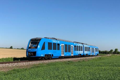 Trois – et peut-être cinq – TER à hydrogène rouleront sur les rails du Grand Est. (Photo: Alstom)