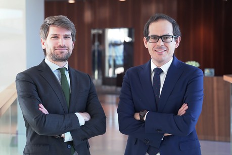 Adrian Grant, Tax Consultant and Fernando Longares, Tax Partner, EY Luxembourg                    (Credit : EY Luxembourg )