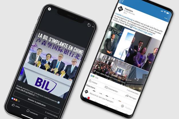 La Bil qui s'implante dans la capitale chinoise et l'inauguration du siège de Deloitte ont fait réagir les suiveurs de Paperjam sur les réseaux sociaux. (Photo: Maison Moderne)