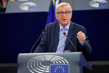 Jean-Claude Juncker: «Je vais quitter mon poste. Je ne suis pas particulièrement heureux, mais j'ai le sentiment de m'être démené. Et si tout le monde faisait de même, la situation serait meilleure.» (Photo: Commission européenne)