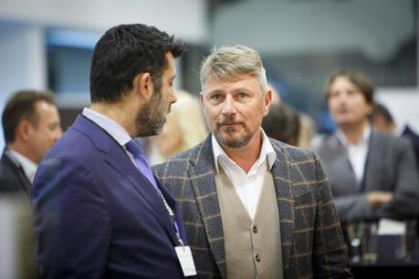 PhilippeEmond,  administrateur exécutif  de  Bilia-Emond , sera aux commandes de la plus grande concession BMW de la Grande Région. (Photo: Maison Moderne)