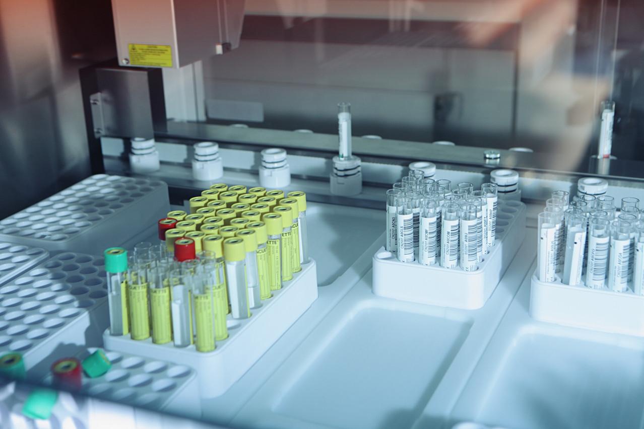 Bionext Lab et Ketterthill voient filer le marché du test de dépistage généralisé chez leur concurrent des Laboratoires Réunis. (Photo: Phaedra Brody/Archives)