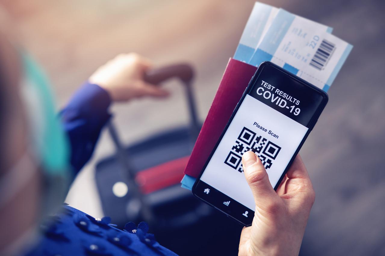 Le QR code permet une vérification des résultats, et offre donc l'assurance que le compte-rendu n'est pas falsifié. (Photo: Shutterstock)