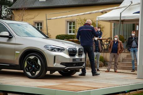 La nouvelleiX3 a été présentée en avant-première au Luxembourg voici quelques semaines. (Photo: BMW/Diana Sellier)
