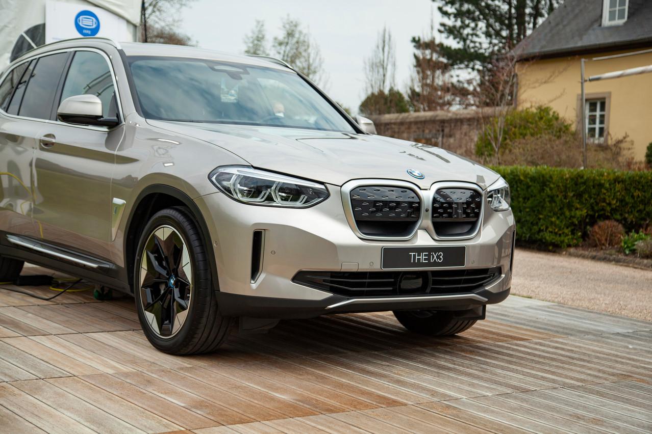 Un SUV 100% électrique, réplique des X3 essence, diesel ou hybride. (Photo: BMW/Diana Sellier)