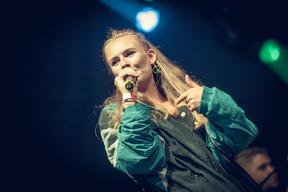 La jeune rappeuse luxembourgeoise Nicool, en plus d'être artiste invitée en résidence, se produira aussi sur scène à l'occasion du festival. ((photo: Nicool))