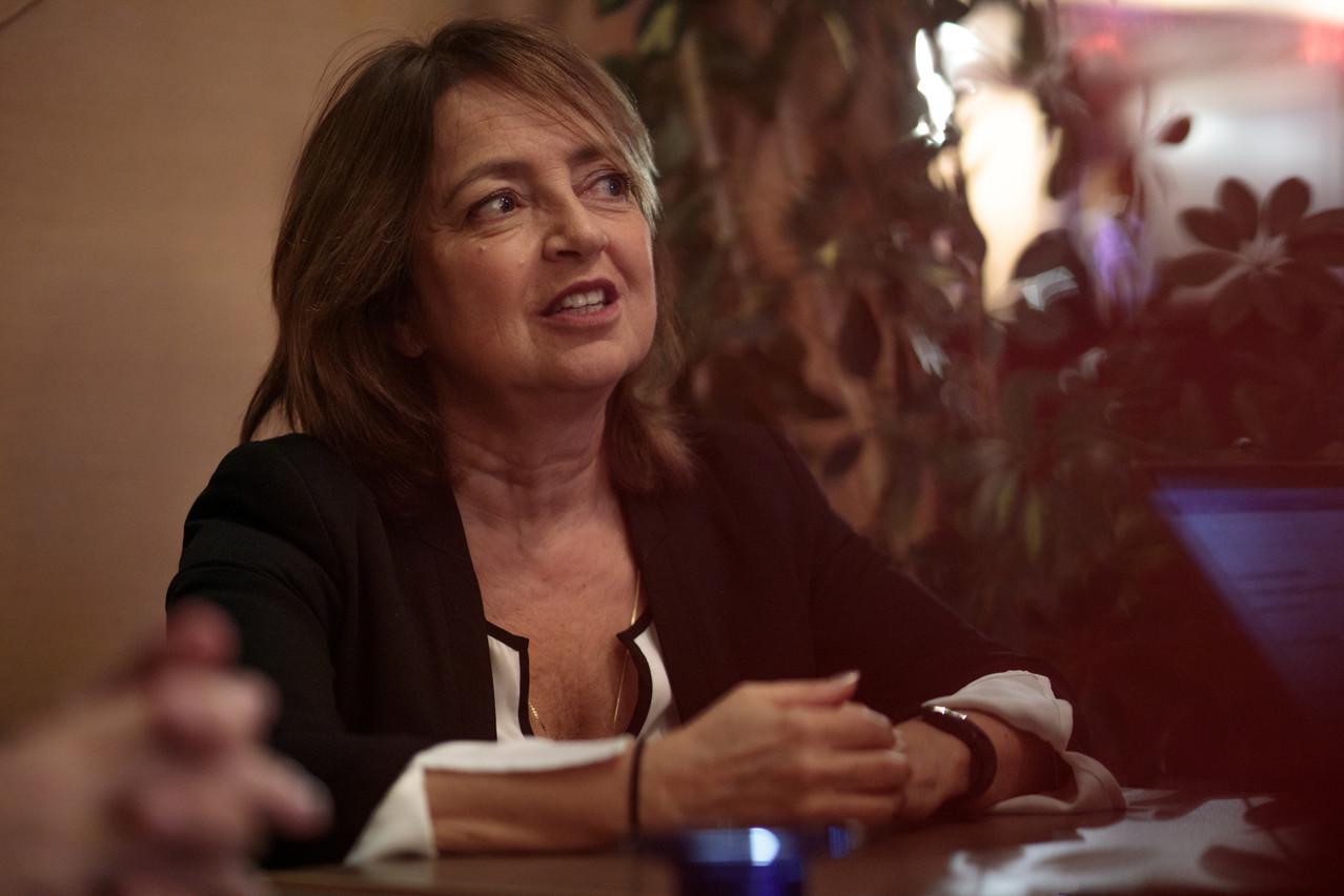 «Les nouvelles générations savent qu'elles doivent se réaliser dans l'entreprise, alors qu'auparavant, on contribuait à la réalisation de l'entreprise», appuie Carole Perez. (Photo: MATIC ZORMAN)
