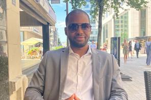 Ibrahim Deme: «L'éloquence c'est la bonne prestance ainsi que la compréhension du message véhiculé à travers le discours prononcé» (Photo: DR)