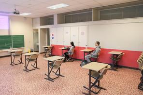 Les lycéens (Photo : Romain Gamba / archives / Maison Moderne)