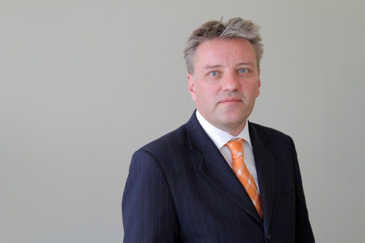 Patrick Zweifel, chef économiste chez Pictet Asset Management. (Photo: Pictet Group)