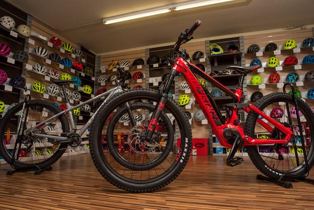 Les délais d'attente pour se faire livrer son vélo électrique peuvent aller jusqu'à l'année prochaine. (Photo: Nader Ghavami/Maison Moderne)