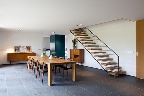 La salle à manger est devenue un véritable espace de vie. (Photo : Home Sweet Home)