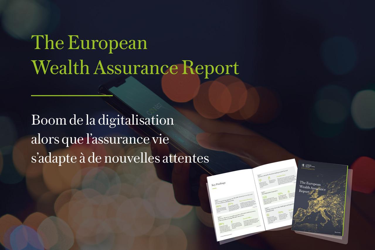 The European Wealth Assurance Report Lombard International Assurance