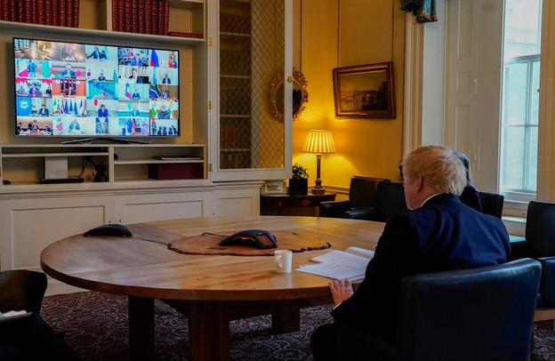 Après 15 jours de convalescence, le Premier ministre britannique, BorisJohnson, retrouvera son bureau du 10 Downing Street pour esquisser un scénario de sortie de crise qui semble encore faire défaut. (Photo: Twitter/Boris Johnson)