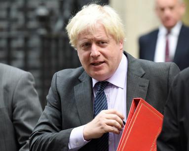 Boris Johnson, en 2017. (Photo: Shutterstock)