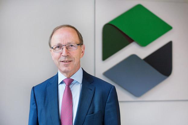 Le CEO de la Bourse, Robert Scharfe, veut envoyer un message aux bourses du monde entier en supprimant la commission pour les obligations Covid-19. (Photo: LuxSE/Lala La Photo)