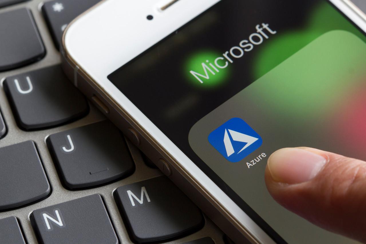 Le cloud Azure de Microsoft a été retenu par la Bourse de Luxembourg, première institution financière à passer au cloud à 100%. (Photo: Microsoft)