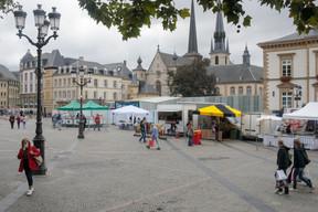Ambiance particulière pour cette 91e Braderie de Luxembourg. ((Photo: Matic Zorman / Maison Moderne))