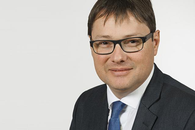 Bart Van Droogenbroek, partner, global tax telecommunications leader. (Photo: EY Luxembourg)