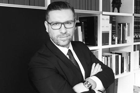 Maître David Giabanni, avocat à la Cour. (Photo: Étude Giabbani)