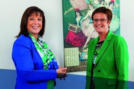 Karin Weber et Martine Herkes jobs.lu