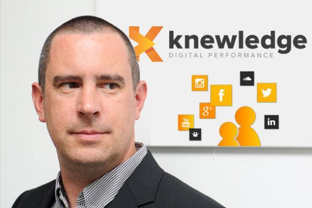Gérald Claessens, CEO Knewledge. (Photo: Knewledge)