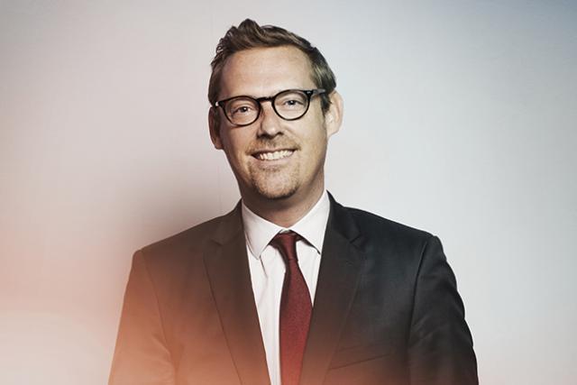 Nicolas Demarest - Directeur et responsable de la succursale belge de Lombard International Assurance. Photo: Lombard International Assurance